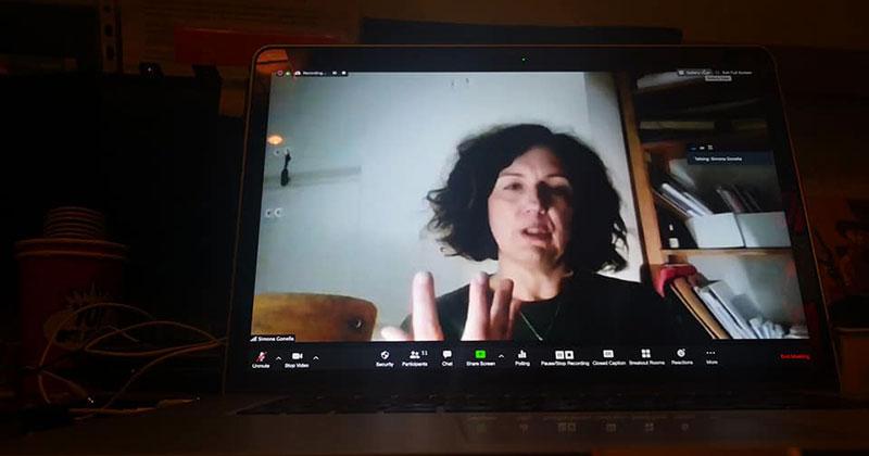 Esquiclick #1: Masterclass con simona Gonella, drammaturga, regista, pedagogista